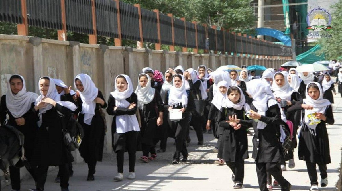 Taliban reject reports of reopening girls' school