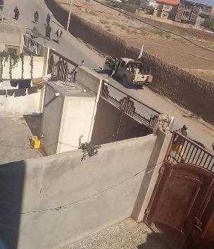 Gunfight underway in Herat