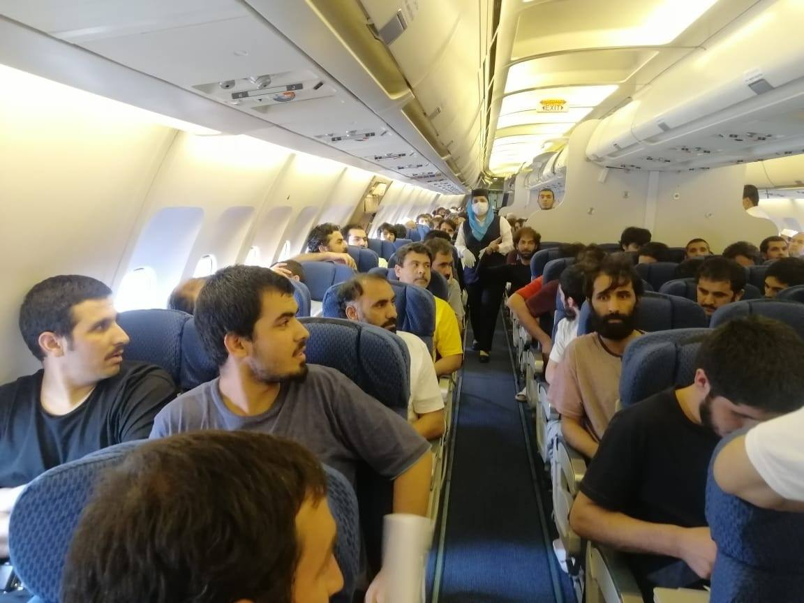 Saudi Arabia deports 106 more Afghans