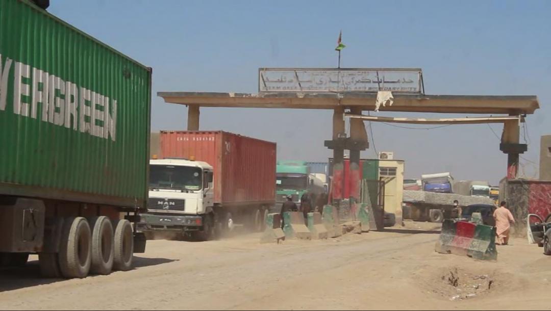 Imports of goods from Iran via Islam Kala Port increased