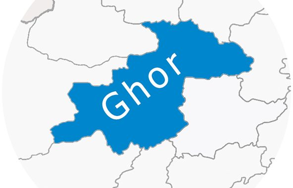 Four persons killed in Ghor