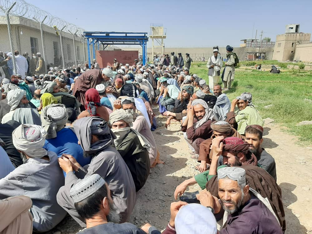 Taliban treating drug addicts at Helmand central prison