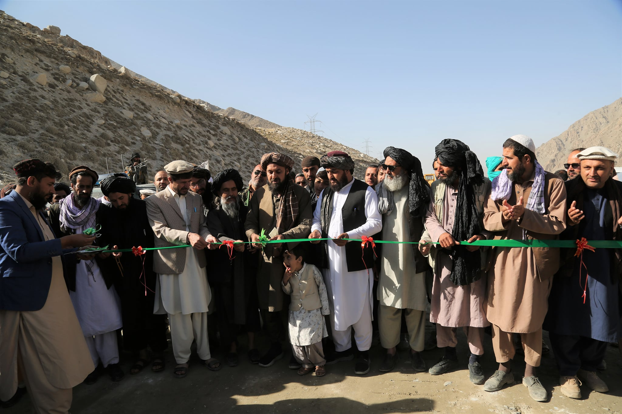 Salang highway to be repaired at spending of more than Afs. 53 m