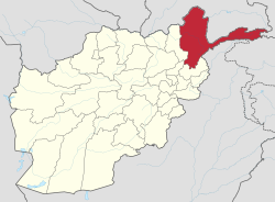Governor Badakhshan says food items will be supplied to remote districts before snowfall