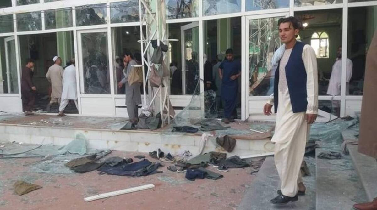 A total of 47 worshipers killed, 70 wounded in Kandahar mosque attack: Governor