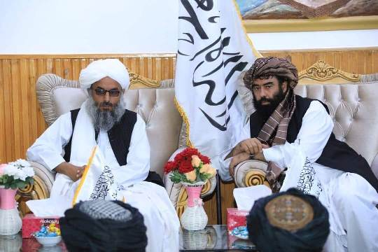 New Herat governor takes charge