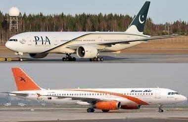 IEA urges PIA, KAM Air to decrease fare