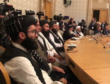 Islamic Emirate seeks formal recognition at Moscow conference