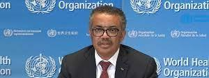 WHO chief says trying to unfreeze aid funds to Afghanistan