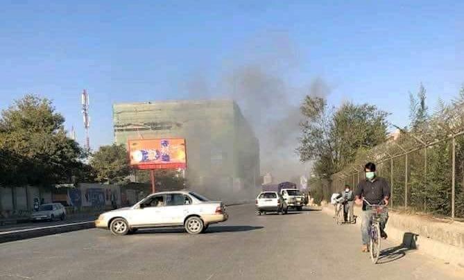 Grenade attack injures 2 security men in Kabul