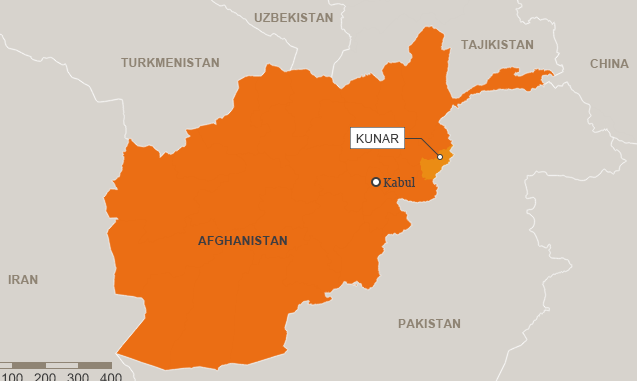 District police killed, 11 injured in roadside bomb blast in Kunar