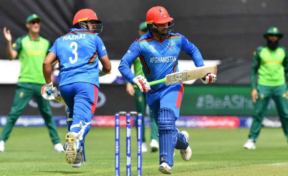 South Africa defeats Afghanistan by 41 runs in warm up match